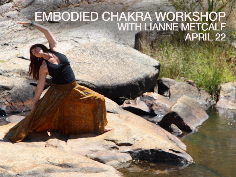 Embodied Chakra Workshop
