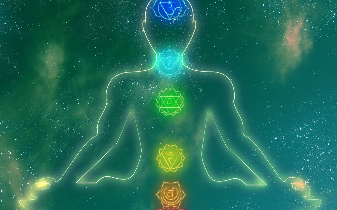 Embodied chakras